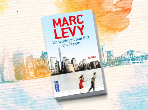 Éditions Pocket – Publicité Marc Levy