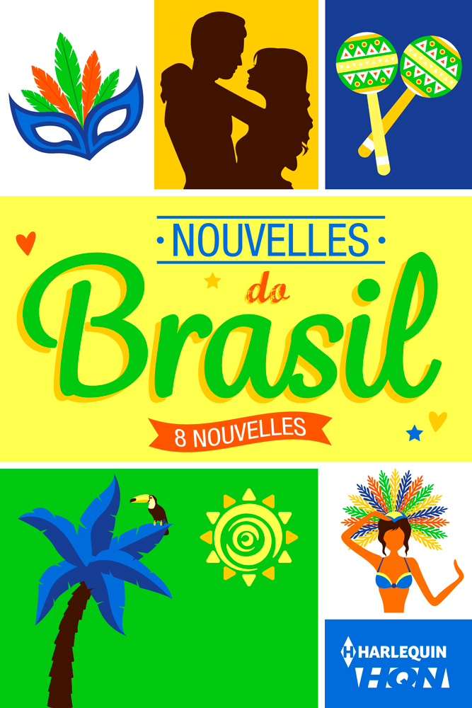 Bundle - Nouvelles do Brasil / Collection HQN