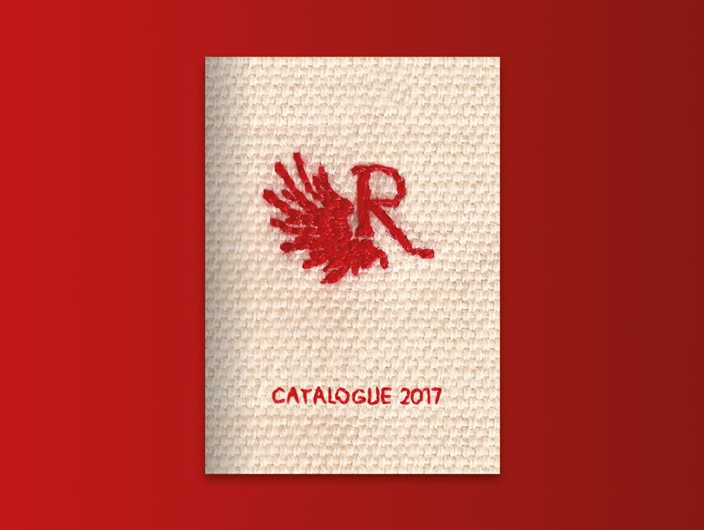 Catalogue collection R - couverture - éditions Robert Laffont - 2017